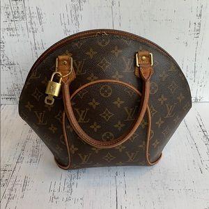 Authentic Louis Vuitton Ellipse PM handbag